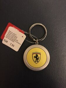 FERRARI Official NICI Sports Licensed Keyring With Original Tags