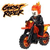 Ghost Rider Marvel Custom Minifig Mini Figure 137