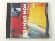 RON CARTER / CHET BAKER - PATRAO - RARE JAZZ CD 1991 MILESTONE U.S.A.