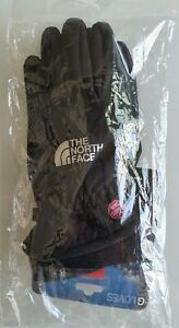 THE NORTH FACE ETIP GLOVES - BLACK, XL, NEW WITH ORIGINAL TAGS