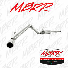 "MBRP S5148AL 3"" CAT BACK SINGLE SIDE EXHAUST KIT 2006-2008 DODGE RAM 2500 5.7L"