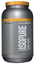 Isopure Zero Carb Protein Powder, 100% Whey Protein Isolate, Flavor: Pineapple 3
