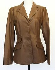 Ralph Lauren leather riding jacket. NWT. $998