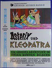 ASTERIX 02 - ASTERIX UND KLEOPATRA (HC) (hohe Auflage)  #hr#