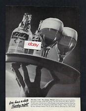 SCHAEFER BEER NEW YORK 1941 LIGHT BEER YOU HAVE A DATE ON TUESDAY WEAF RADIO AD