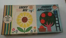 1963 Board Game Lucky Bee / Johnny Appleseed