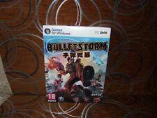 Bulletstorm-PC edición chino Caja Grande Sellado