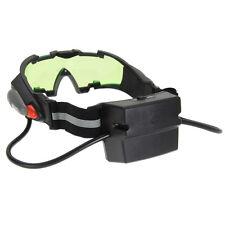 Einstellbare Grün Objektiv Nachtsichtgerät Nachtsichtbrille Vision Goggle Brille