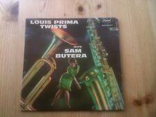 Louis Prima + Sam Butera-giros Ep-buen Rockeros
