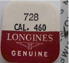 Longines 460 watch part: 728 staff balance x2