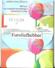 NEDERLAND            Exclusieve  Eerste Dag Uitgifte      Het Tulpen Vijfje