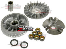 04-09 YAMAHA VINO 125 SCOOTER PRIMARY CLUTCH REPLACEMENT KIT VARIATOR SHEAVES