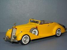 Packard Convertible 1937 van Auto Replicars