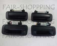 Set Outer Rear Door Handle for Toyota Corolla Sprinter AE90 91 AE92 EE95 EE90