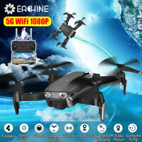 Eachine E511S GPS w/ 5G WiFi 1080P HD Camera Foldable RC Drone Quadcopt