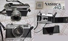 Yashica MG-1 Macchina Fotografica analogica - USATO - VINTAGE