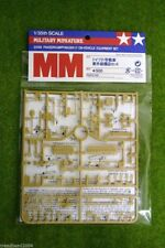 TAMIYA German Panzer IV sur Vehicle Equipment Set 1/35 échelle 35185 Kit
