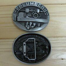 Plumber Profession belt buckle
