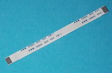 FFC A 6Pin 1.0Pitch 10cm Flachbandkabel Kabel Flat Flex Cable Ribbon AWM 20798