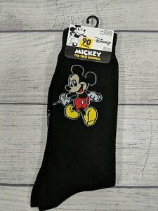 Disney Mickey Mouse Novelty Socks Shoe Size 6-12. NEW
