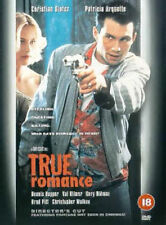Christian Slater True Romance DVDs & Blu-ray Discs