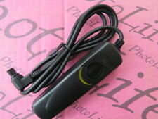 RS-80N3 Remote Switch Shutter Release Cord Control for Canon 7D 6D 5D Mark 50D