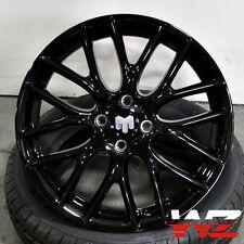 17 Mini Cooper Wheels Gloss Black Finish Fits Mini Cooper S Rims