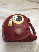 Vtg Nfl Official Washington Redskins Helmet Mug Football Cup 1986 Sports Concept