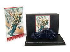 """Fiat 1100B 60° Anniversario """"Arditi Paracadutisti"""" 1954-2004 1:43 2003 BRUMM"""