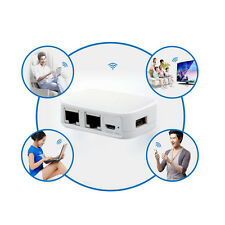 Original NEXX 300Mbps Multiprotocol Portable Mini Router Repeater Wifi Wireless