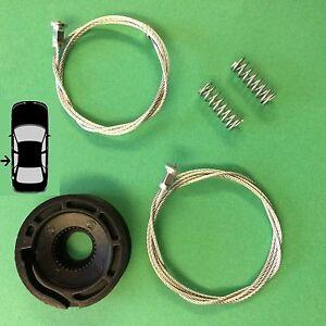 Window Repair Kit For  Jaguar XK8 Convertible Cabriolet Rear Left NSR  NEW