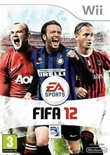 FIFA 12 WII NINTENDO completamente in italiano
