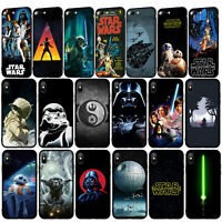 Star Wars Soft TPU Phone Case for iPhone 11 Pro XR X XS Max 8 7 6 6s Plus 5S SE