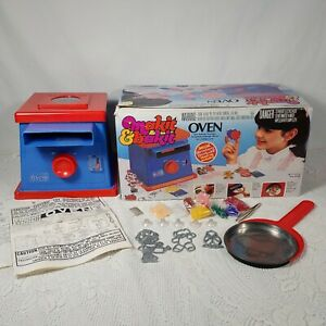 1980s Make It Bake It Oven and Strawberry Shortcake, Owl, Bear Sun Catchers