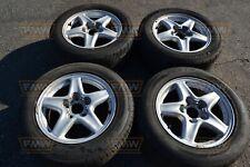 "93-02 Firebird Camaro OEM Factory 16"" 5 Spokes 16x8 Wheels Rims w/ Tires  97 98"