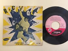 VARIOUS ARTISTS Rock and Roll Vol 6 FRENCH EP VOGUEN EPL 7301