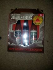 Original Outdoor Series Hot sauce Trio gift set *LIMITED EDITION*