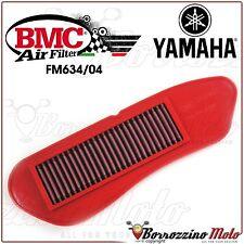 FILTRO DE AIRE DEPORTIVO LAVABLE BMC FM634/04 YAMAHA X-MAX 125 250 2005 2006
