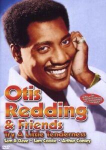 Otis Redding & Friends Try A Little Tenderness DVD Brand New & Sealed