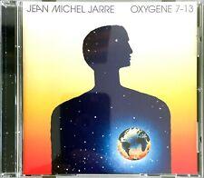 CD ALBUM JEAN MICHEL JARRE OXYGENE 7 - 13 PREMIERE EDITION COMME NEUVE 1997