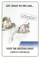HOW TO BE BRITISH No.29, British humour, novelty postcard, unposted