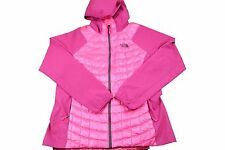 New Womens North Face Thermoball Jacket Hoodie Full Zip Hybrid Light XS S M L XL
