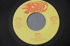 RUBY TOPAZ Why/The Sack PRIVATE HEAVY METAL GLAM 45 Listen