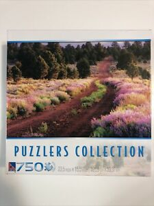 Puzzlers Collection Puzzle Lakeview Oregon 750 Pieces (NEW & SEALED)