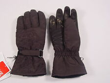 New Reusch Freestyle Ski Winter Gloves Womens Small (7) #2931166 Leather Palms