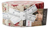 "Moda, Le Beau Papillon, Jelly Roll, 2.5"" Fabric Quilt Strips, 13860JR, J04"