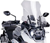 Windshield Touring Bmw R1200Gs Clear Puig Racing Screens 6486W