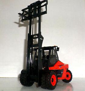 Forklift Truck 1/25 Linde HT160 S Forklift Red