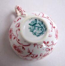 Petite Tasse Dinette en Porcelaine de Sarreguemines