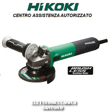 AMOLADORA ANGULAR ELECTRÓNICA BRUSHLESS G13VE D 125 W 1320 HIKOKI HITACHI